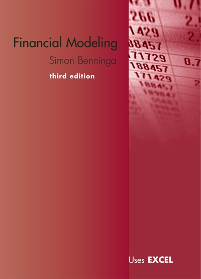 financial modeling simon benninga solutions pdf